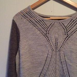Beautiful Natural Reflections Grey Sweater